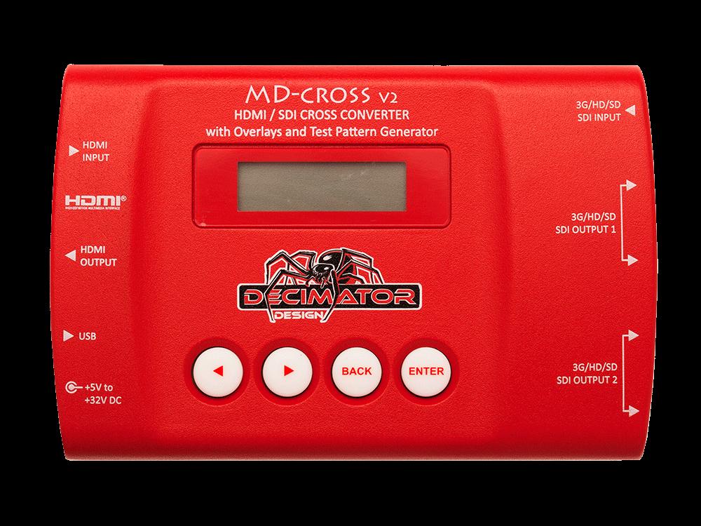 MD-CROSS V2
